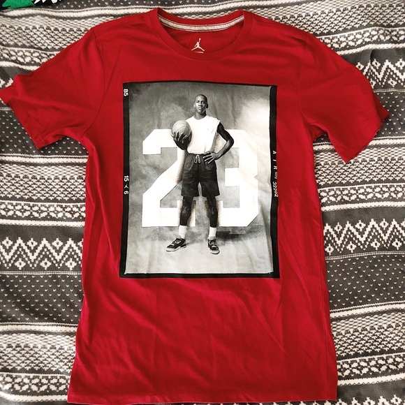 e22e916c1e5a3a Air Jordan Other - Michael Jordan graphic t-shirt